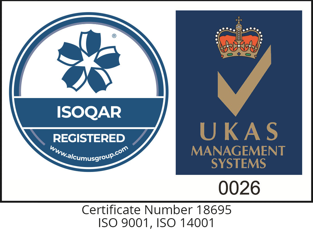 UKAS ISOQAR Fortis Vision